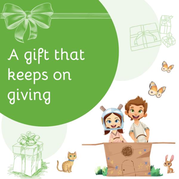 Gift Aya and Yusuf Series